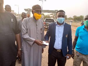 Chairman Of The Northern Regional Football Association, Alhaji Mahamudu Hassan Abu(L).jpeg