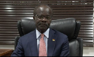 Nduom In Charge