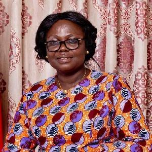 Mad Justina Owusu-Banahene