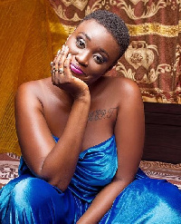 Bibi Bright says it is hard to find a strong black Ghanaian man who is not a gay