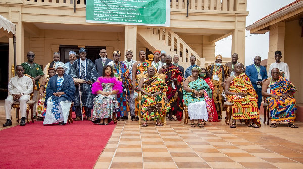 Bad governance killing ECOWAS' potentials - Okyenhene