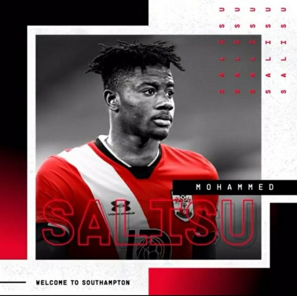 Ghana defender Mohamed Salisu blames weather for early struggles at Southampton