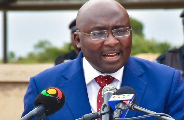 Hold Bawumia responsible for cedi's free-fall – Minority