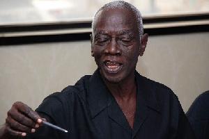 Former Electoral Commissioner, Dr Kwadwo Afari-Gyan