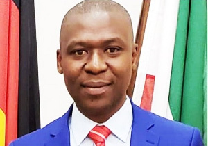 Ernest Arthur is the MCE nominee for Cape Coast