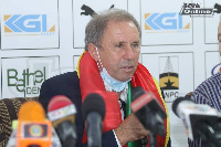 Black Stars head coach, Milovan Rajevac