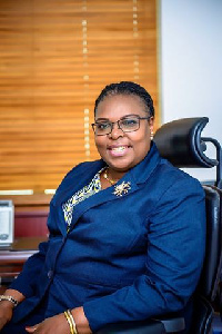 Christiana Ekaete Olaoye, Energy Commercial Bank Managing Director