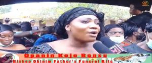 Florence Obinim is wife of Bishop Daniel Obinim