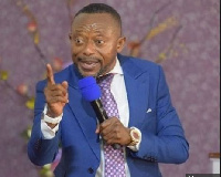 Rev. Isaac Owusu Bempah, Founder and Leader of the Glorious Word and Power Ministry International