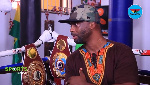 Paul Dogboe, father of former WBO junior-featherweight champion Isaac Dogboe