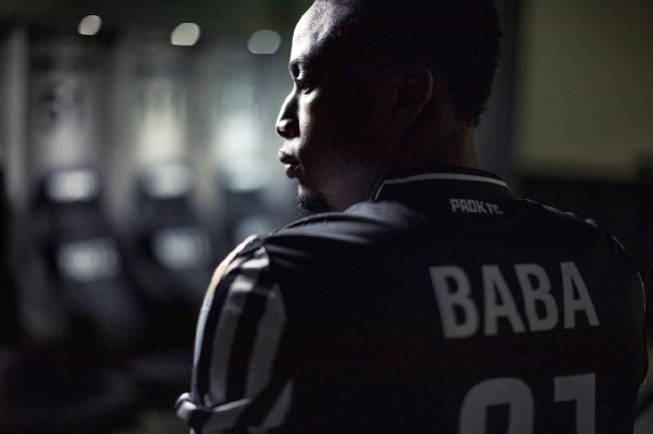 Baba Rahman plays full throttle for PAOK in draw at Lamia