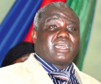Mr Eric Opoku, Brong Ahafo Regional Minister