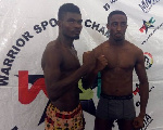 Isaac Commey and TJ Nelson