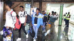 In September Rwanda agreed to host 800 migrants, while UNHCR looked for resettlement options