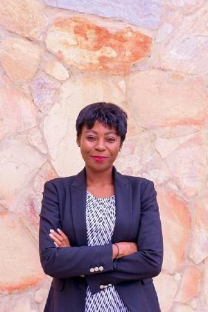 Clinical Psychologist, Evelyn Owusu