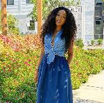 Nigerian actress, Mbong Amata