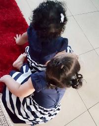 Nadia's twins