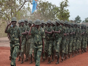 Congolese forces