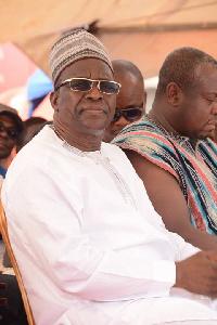 Alban Sumana Kingsford Bagbin is aspiring to lead the NDC in the 2020 polls