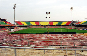 Accra Stadium 12Oct2010