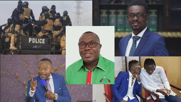 Stories that were mostly read on GhanaWeb in 2019 involved these personalities
