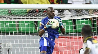 Uganda captain Denis Onyango