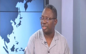 AIDs Commission Boss, Kyereme Atuahene