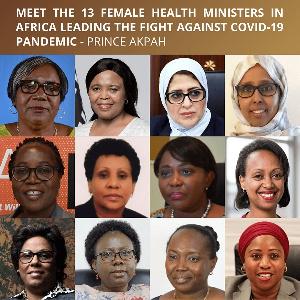 Minister Female