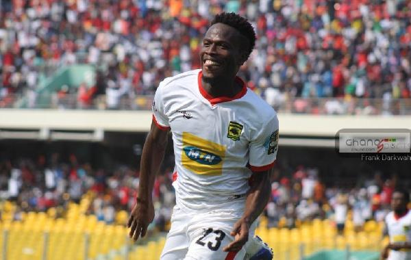 Asante Kotoko striker Abdul Safiu Fatawu