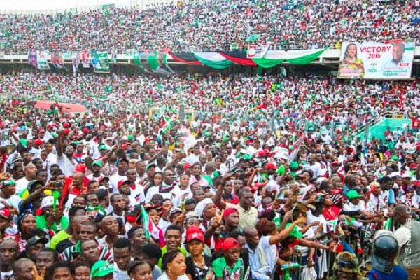 NDC can never win power unless party overcomes its challenges - Kumbuor warns: