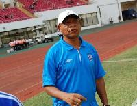 Kumasi Asante Kotoko legend, Abdul Razak Karim