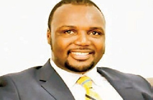 William Ato Essien, Founder and Chief Executive Officer of the defunct Capital Bank