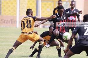 Ashantigold Thumped Inter Allies 7 0 On The Final Day Of The 2020 2021 GPL Season