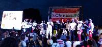 "President Mahama ""I CHOOSE JM"" campaign"
