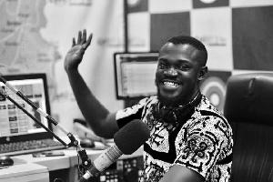 Osei Kwame has quit Citi FM