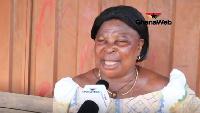 Madam Akua Donkor, Leader of Ghana Freedom Party