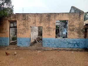 Akuse Police Station 2
