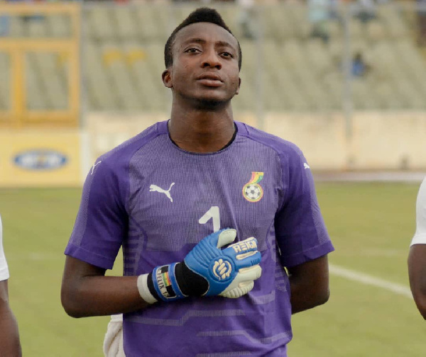 Former Asante Kotoko No.1 Felix Annan itching to seal South Africa move - agent