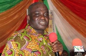 Eric Opoku, Asunafo South MP