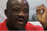 The National Organiser of the opposition National Democratic Congress (NDC), Joshua Akamba