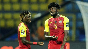Christian Atsu And Thomas Partey Ghana T27e1p5eu3r41syy0iyaar4bk