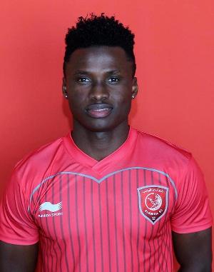 Evans Mensah has joined Al Duhail