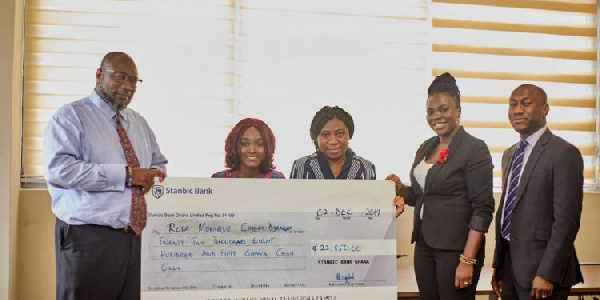 Stanbic staff save eleven-weeks-old baby's life
