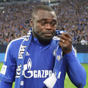 Asamoah was diagnosed with hypertrophic non-obstructive cardiomyopathy in 1998
