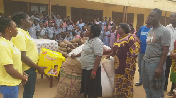 Pax for Hearing International Foundation donates to Sekondi School for the Deaf