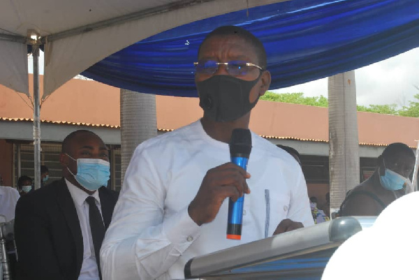 Tema East MP graces inauguration of new governing board of Tema Technical Institute