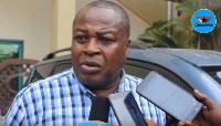 Former Ghana Football Association Vice President Fred Pappoe