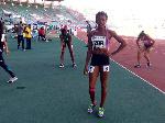 Ghanaian athlete, Grace Obour