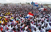 The conference is scheduled for December 17, 2017 at the Heroes Park in Kumasi