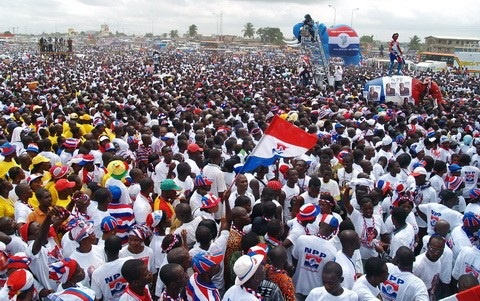 May God choose the best for NPP for the sake of the party's success in the subsequent elections